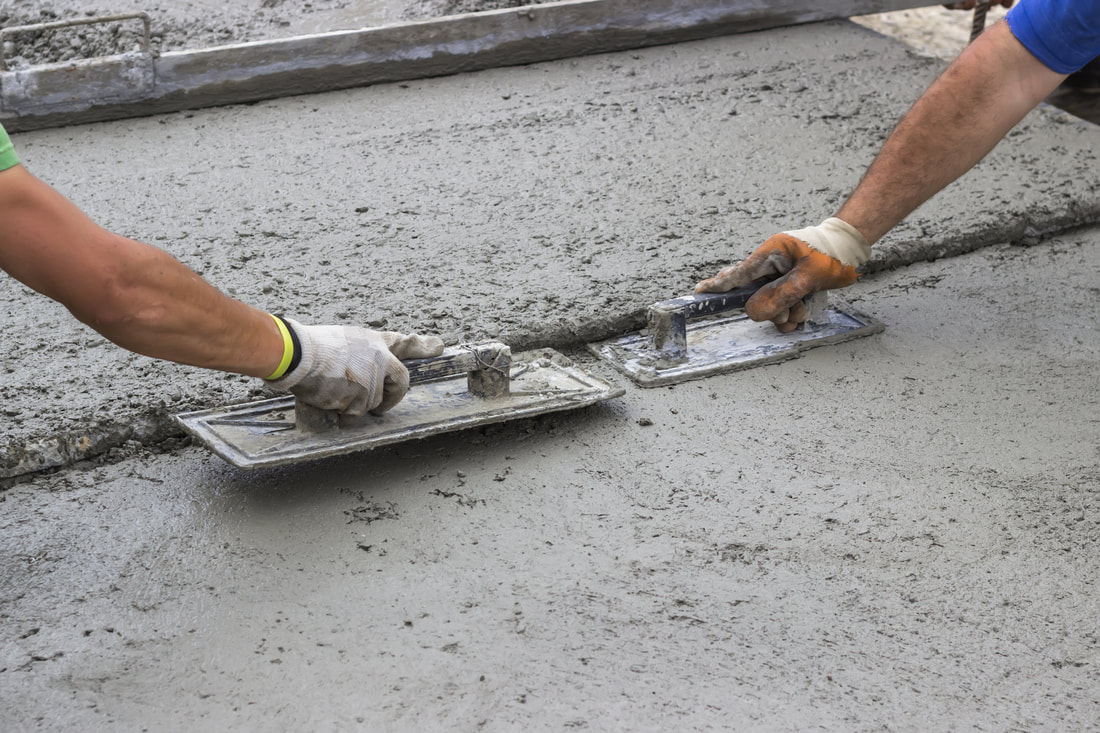 commercial concrete contractors san antonio